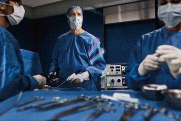 呼吸器外科手術