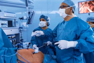 Laparoscopic Upper GI Surgery