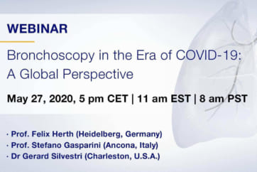 Bronchoscopy in the Era of COVID-19 A Global Perspective