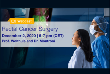 Webcast in Rectal Cancer Surgery